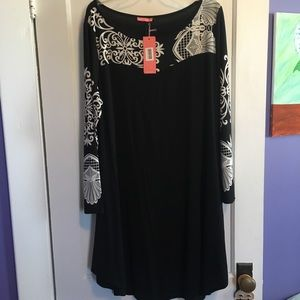 Simply Aster by Firmiana Dress NWT Size 3x
